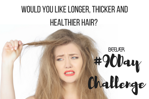 Would you like thicker, stronger and healthier hair?