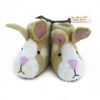 Sew Heart Felt Ruby Rabbit Slipper