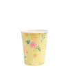 Meri Meri Wildflower Pastel Cups- Pack of 12