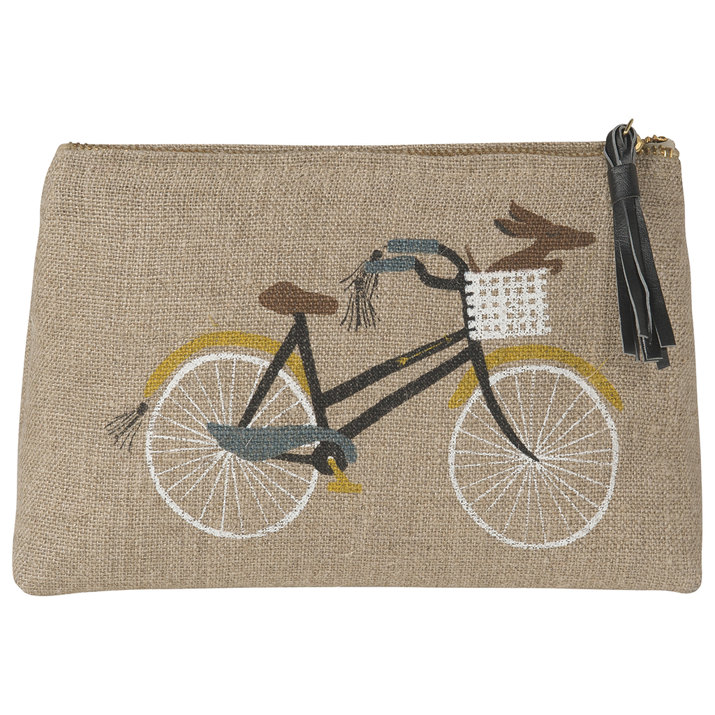 Cubic Bicicletta Small Cosmetic Bag