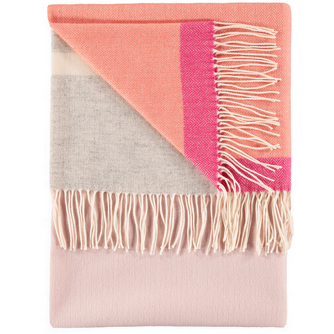 Twig Throw Eloise Sorbet