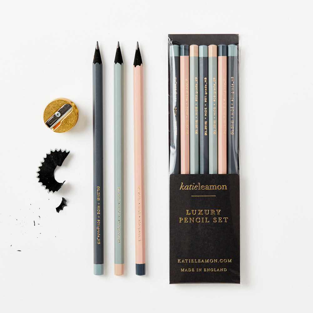 Katie Leamon HiDE Assorted Pencils