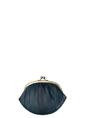 Becksondergaard navy blue mini Granny purse