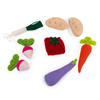 Janod Fabric Vegetable Set