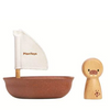 Plan Toys Walrus and Sailing Boat