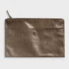 Katie Leamon Hide Leather Tablet case or pouch dark