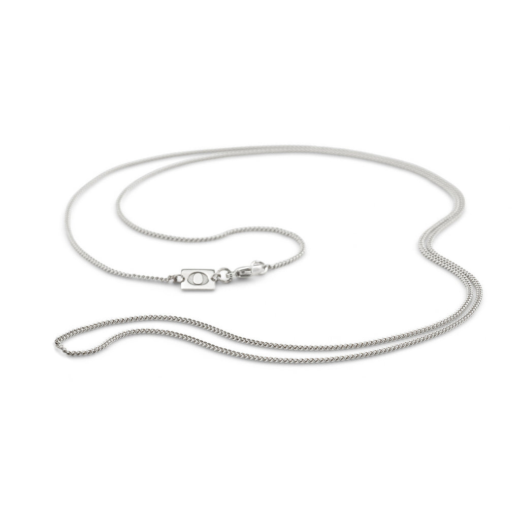 Oak Jewellery Silver Chain