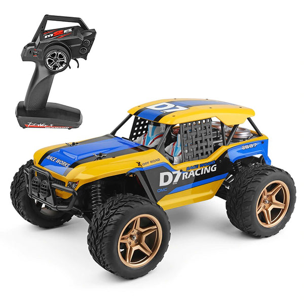 Electric 4WD Climbing RacingD7 RC Car.09