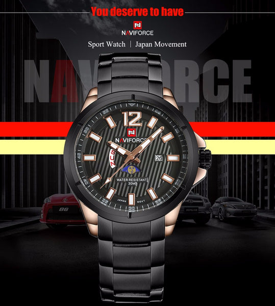 Naviforce7 Watch