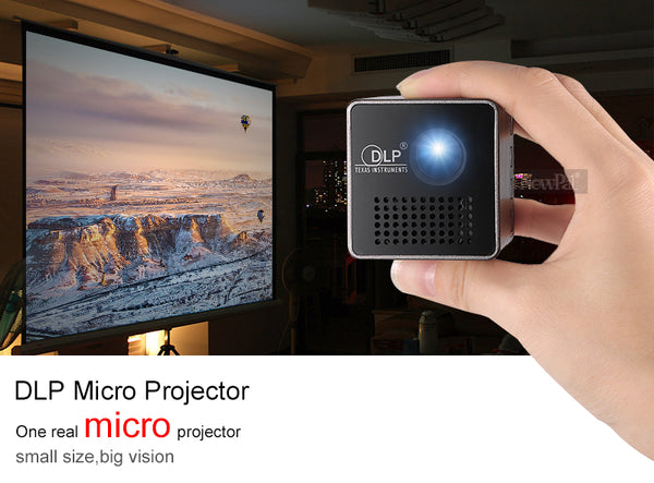 Simplified Micro Projector