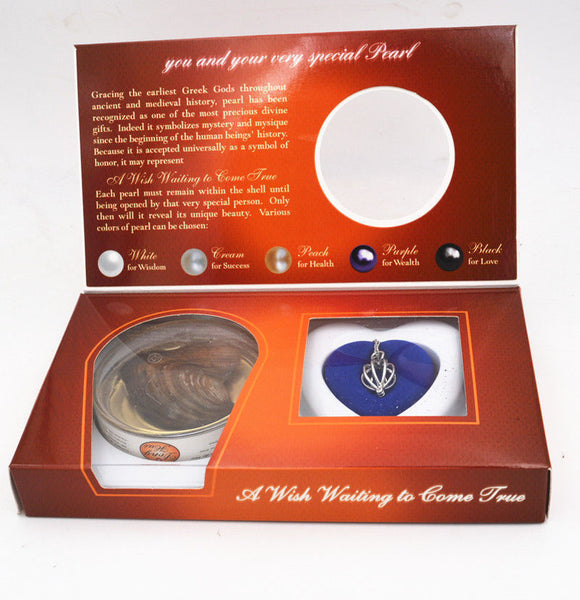 Real Pearl Necklace Box Kit