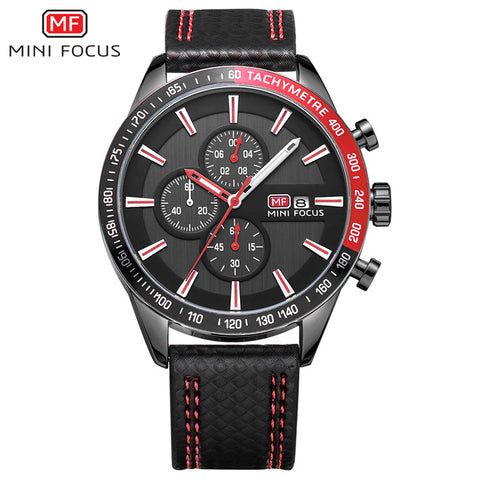Mini Focus.01 Watch
