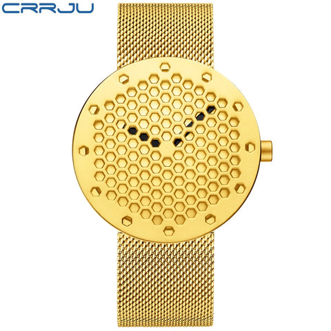 CRRJU Mens Watch