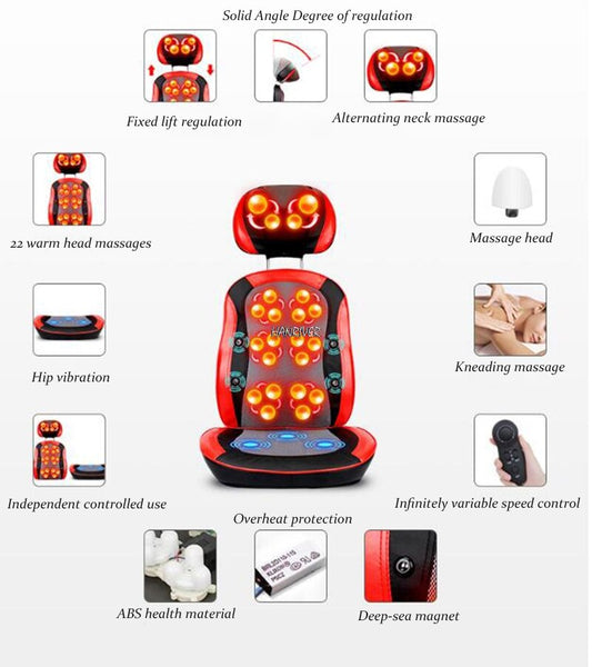 Electric Massage Chair.06
