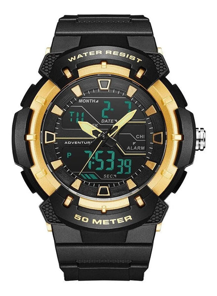 Wide.07 Military Digital Watch