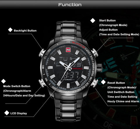 Naviforce.0016 Watch