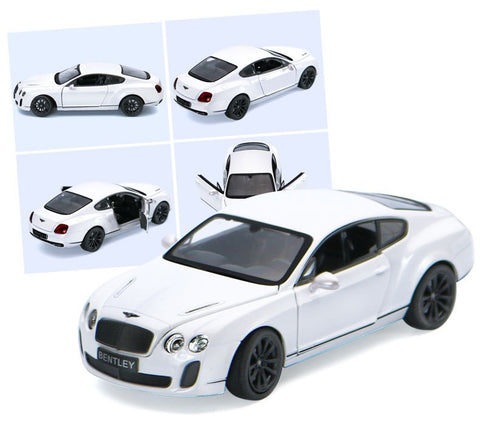 "Minimised Bentley Car ""Scale 1:24"""