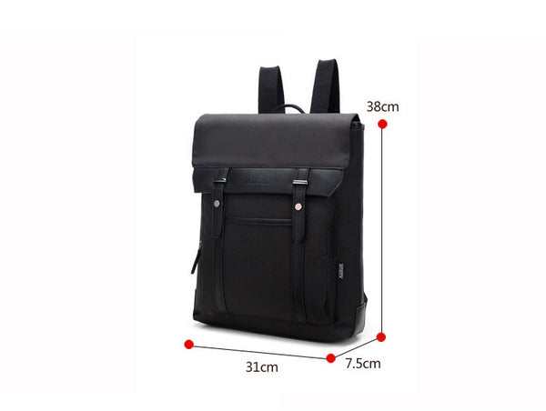 AUGUR Brand New Fashion Nylon Backpack Leisure Retro