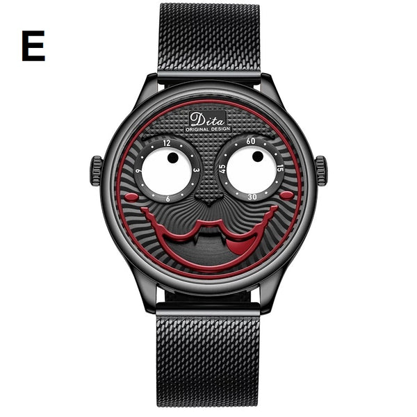 Joker Watch Men Top Brand Luxury Fashion