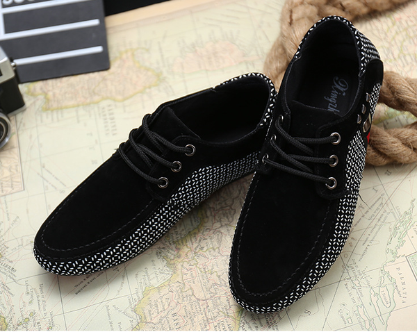 Comfortable Breathable Flats Driving Loafers