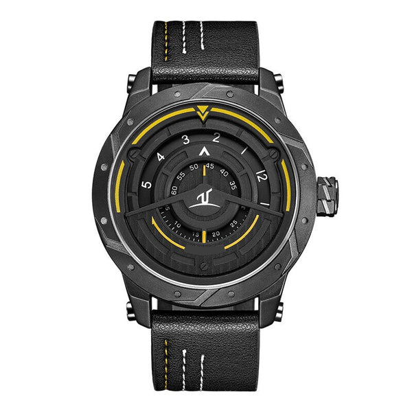 Wide.10 Military Movement Men's Watch