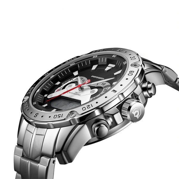 Weide.09 Military Chronograph Men's Watch
