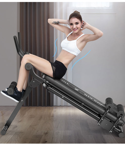 Abdominal Muscle Trainer Indoor Machine
