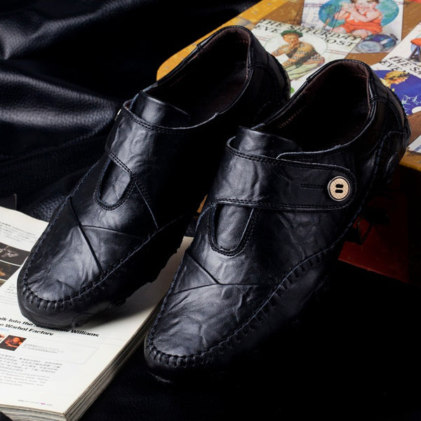 Cow Leather Men Shoes