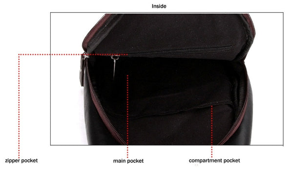 VICUNA POLO Travel Chest Bag
