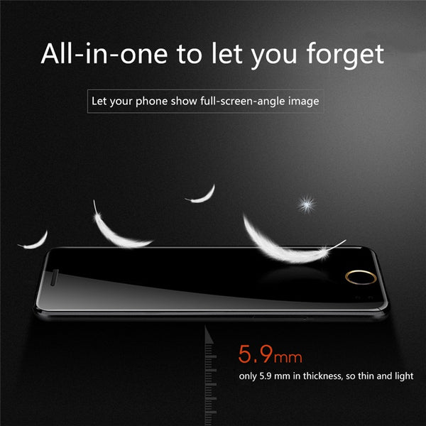 Metal Body Thin Phone.02