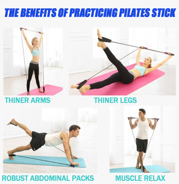 Pilates Fitness Stick