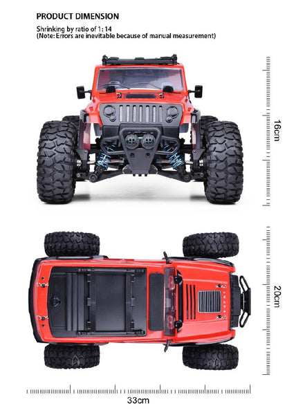 VENTURER 4WD Climbing Vehicle RC Car.07