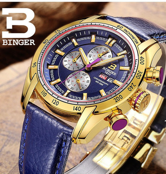 BINGER6&7 Watch