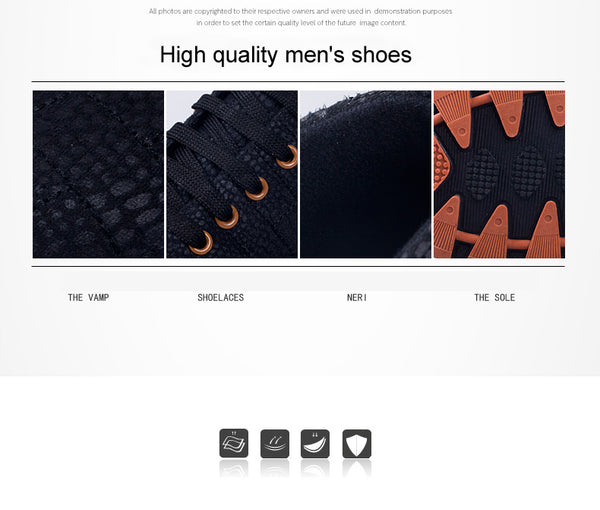 Lace up Men Shoes