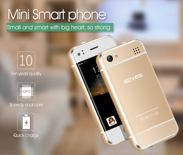Super Mini Android Smart iPhone