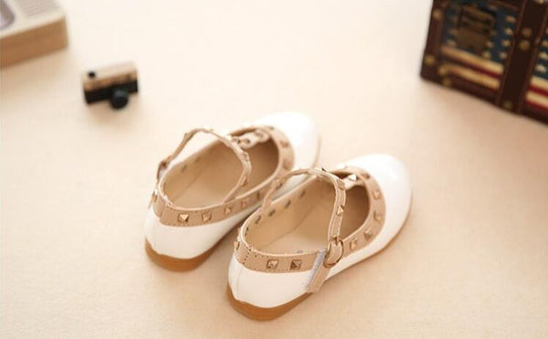 Girls Princess Flat Shoes