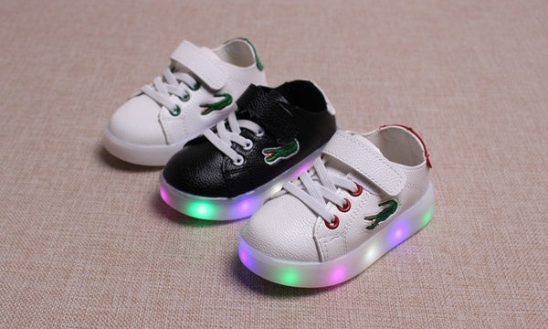 Glowing Boys Shoes