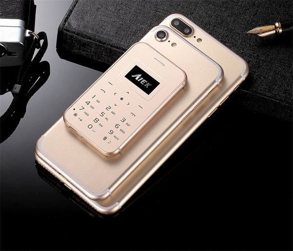 Ultra Thin Card Mobile Phone