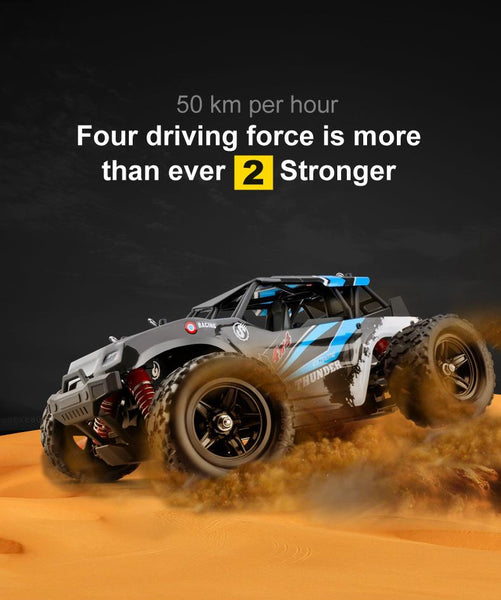 Thunder Storm 4WD High Speed Fast RC