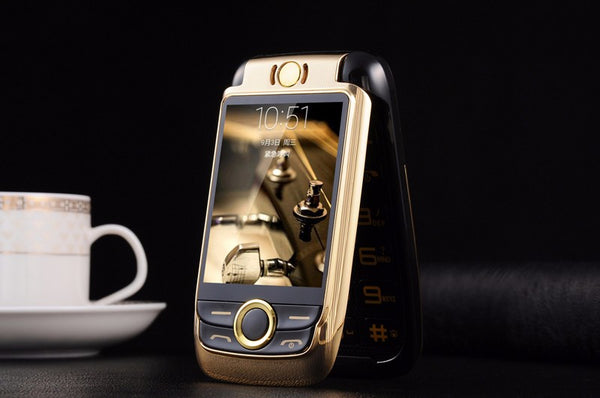 BLT V998 Flip Dual Screen Phone