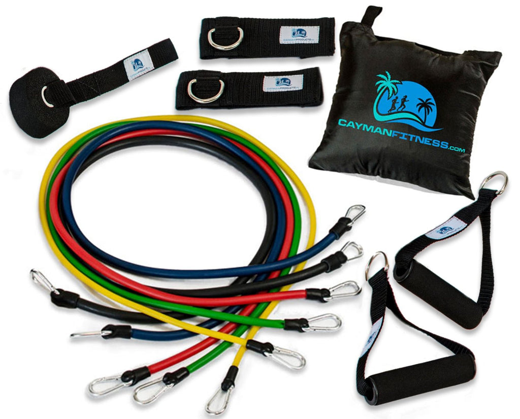 Resistance Tube Band Set