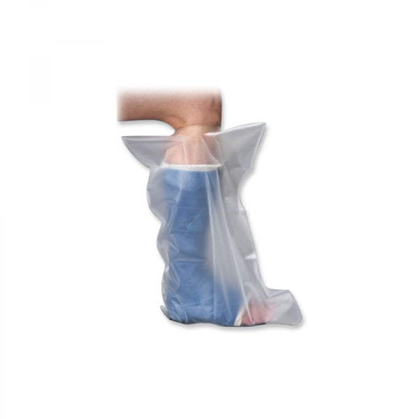 waterproof plaster cast cover leg