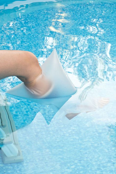 waterproof plaster cast cover leg swimming