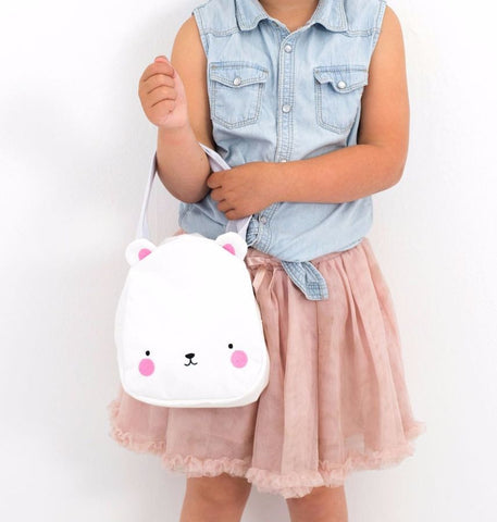 LITTLE KIDS BAG: CUTE BEAR