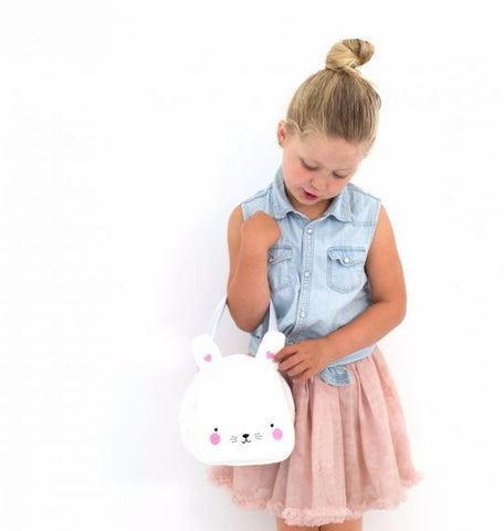 LITTLE KIDS BAG: CUTE BUNNY