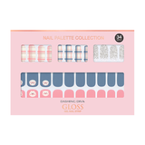 *NEW* GLOSS NAIL PALETTE - DGNP73 CHUBBY CHEEK