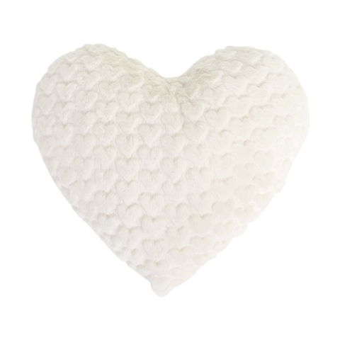 SWEETHEART PILLOW - IVORY