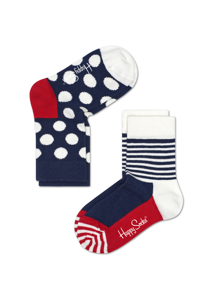 734bc8b51d KIDS BIG DOT SOCKS (2 PAIRS) – Little Playroom