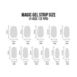 *NEW* MAGIC GEL STRIP - DGST144 POLAR BEAR