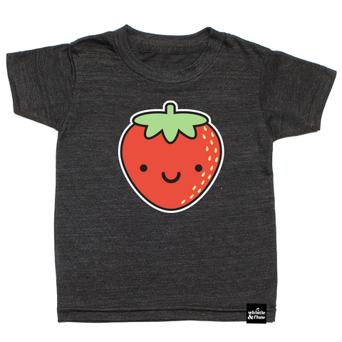 KAWAII STRAWBERRY T-SHIRT (KIDS)